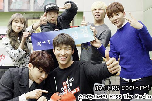 [OFFICIAL] 160221 KBS Sukira w Seventeen's DK and Seungkwan 8P #세븐틴 #도겸 #승관 (5)