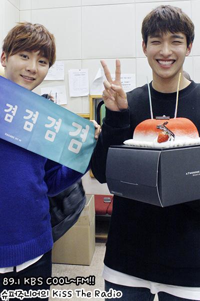 [OFFICIAL] 160221 KBS Sukira w Seventeen's DK and Seungkwan 8P #세븐틴 #도겸 #승관 (6)