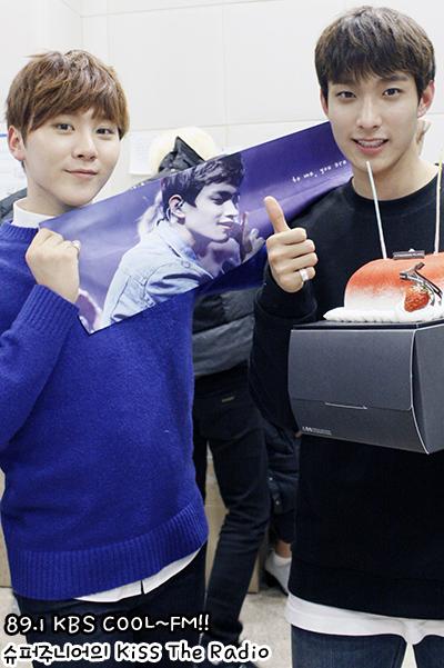 [OFFICIAL] 160221 KBS Sukira w Seventeen's DK and Seungkwan 8P #세븐틴 #도겸 #승관 (7)