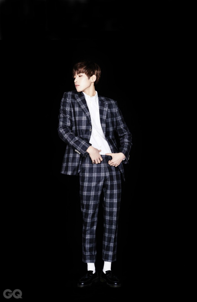 [OFFICIAL] 160223 Seventeen's Wonwoo for GQ Korea #원우 #세븐틴 2