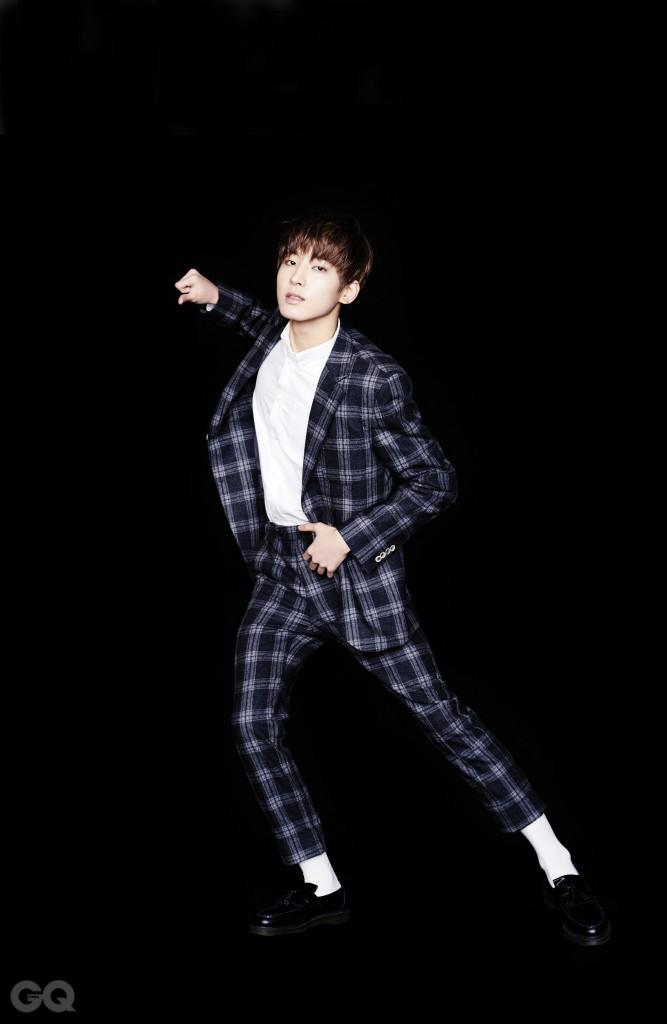 [OFFICIAL] 160223 Seventeen's Wonwoo for GQ Korea #원우 #세븐틴 3