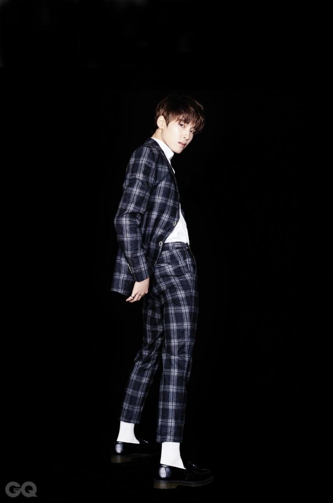 [OFFICIAL] 160223 Seventeen's Wonwoo for GQ Korea #원우 #세븐틴 4