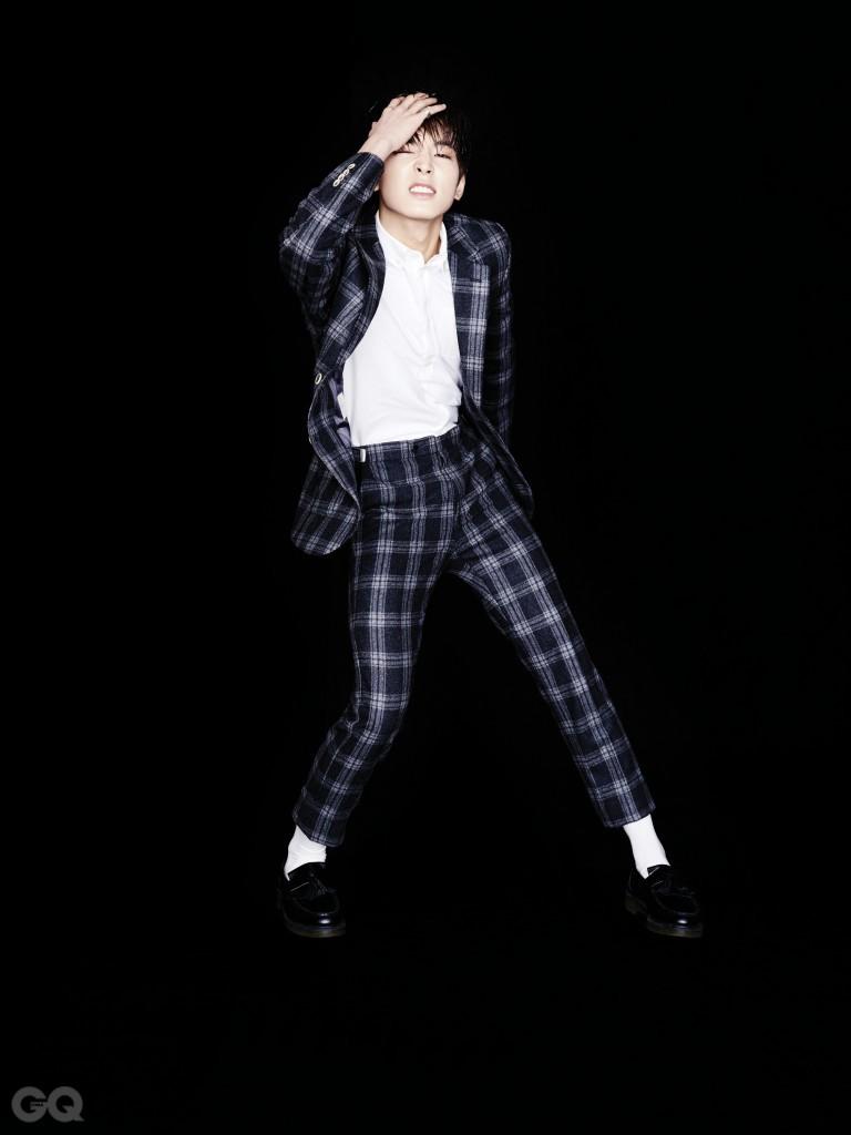 [OFFICIAL] 160223 Seventeen's Wonwoo for GQ Korea #원우 #세븐틴 5