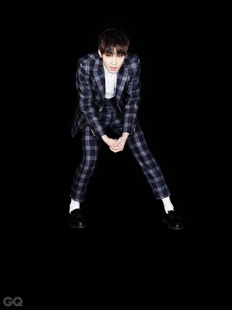 [OFFICIAL] 160223 Seventeen's Wonwoo for GQ Korea #원우 #세븐틴 6