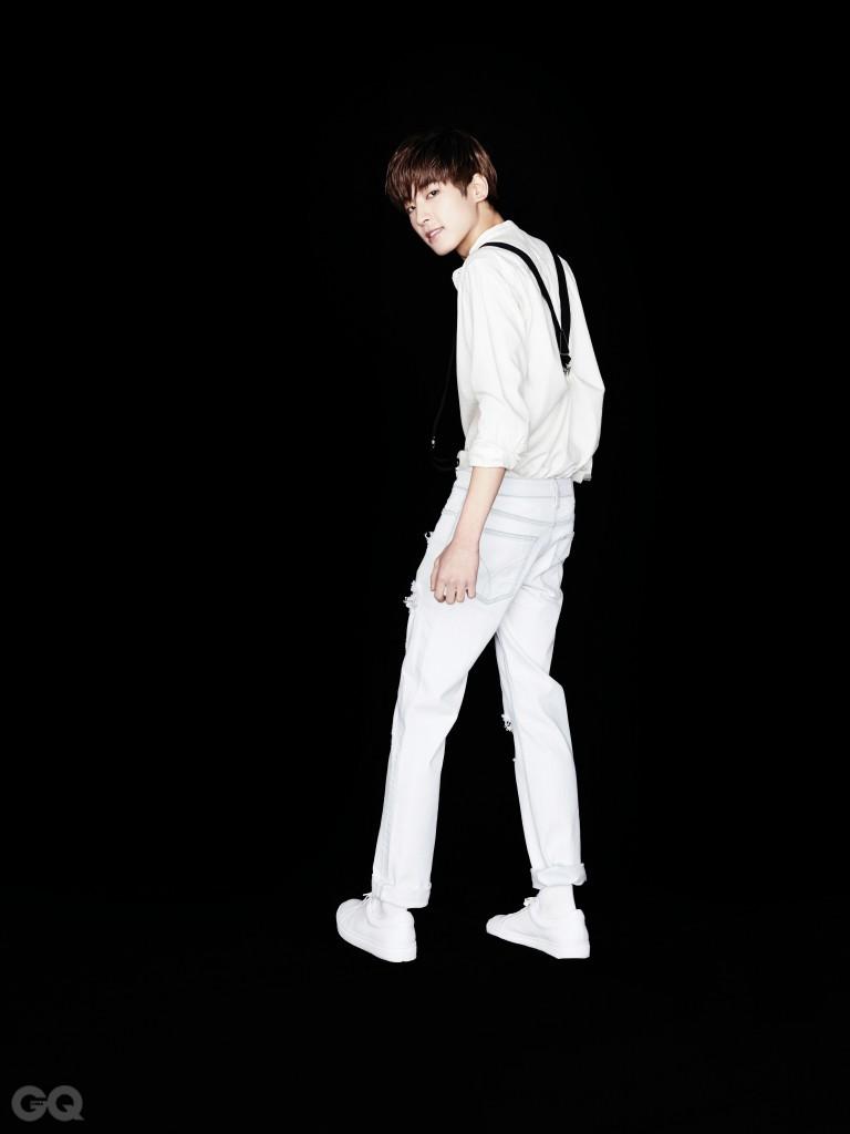 [OFFICIAL] 160223 Seventeen's Wonwoo for GQ Korea #원우 #세븐틴 7