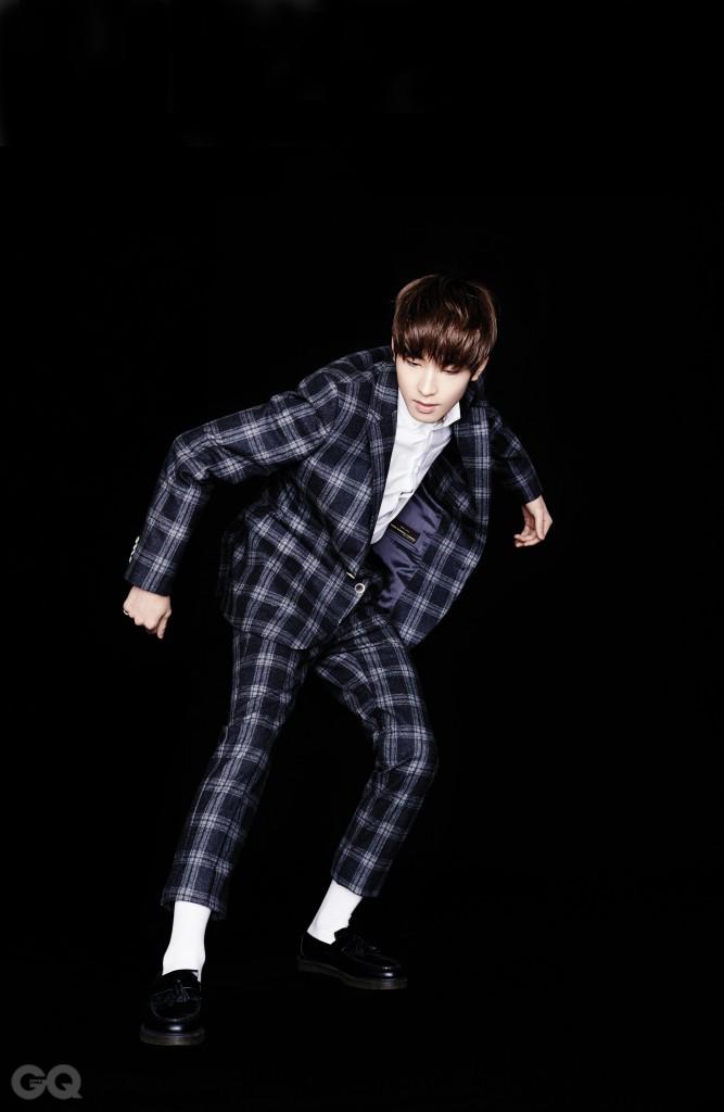 [OFFICIAL] 160223 Seventeen's Wonwoo for GQ Korea #원우 #세븐틴