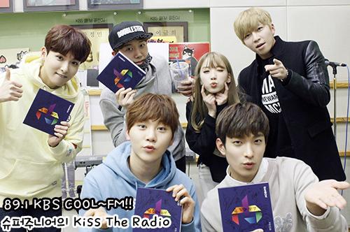 [OFFICIAL] 160225 KBS Sukira w Seventeen's DK and Seungkwan 2P #세븐틴 #도겸 #승관 2