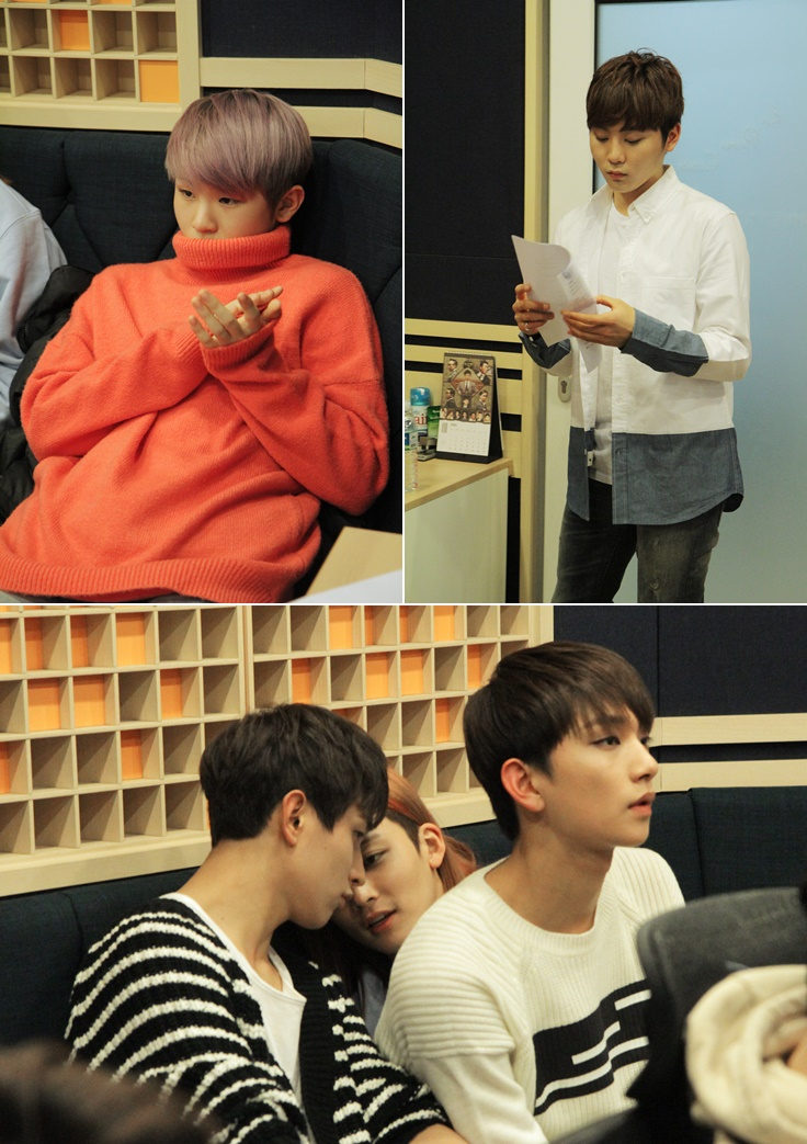[OFFICIAL] Melon Music Story Seventeen Vocal Unit #윤종신 #세븐틴 #보컬유닛 (6)