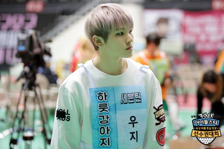 [OFFICIAL] Seventeen at MBC ISAC 2016 #아육대 #세븐틴 #SEVENTEEN (13)