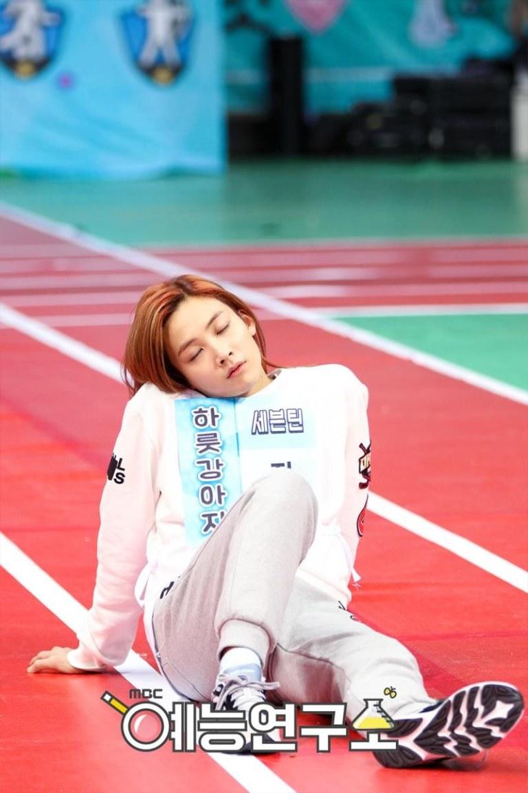[OFFICIAL] Seventeen at MBC ISAC 2016 #아육대 #세븐틴 #SEVENTEEN (1)