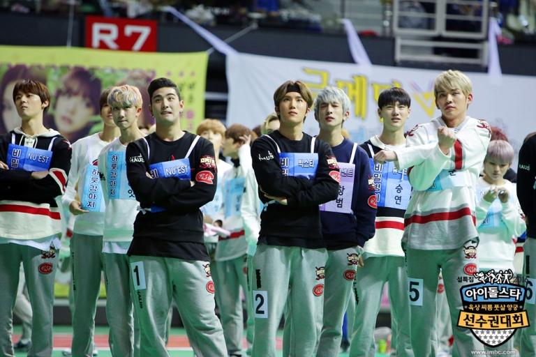 [OFFICIAL] Seventeen at MBC ISAC 2016 아이돌스타 선수권대회 #아육대 #세븐틴 #SEVENTEEN (12)