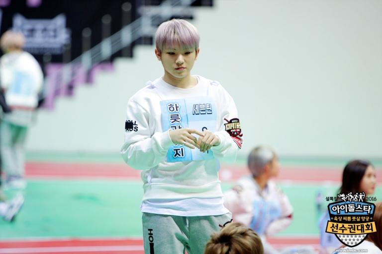 [OFFICIAL] Seventeen at MBC ISAC 2016 아이돌스타 선수권대회 #아육대 #세븐틴 #SEVENTEEN (16)