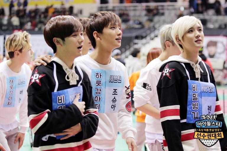 [OFFICIAL] Seventeen at MBC ISAC 2016 아이돌스타 선수권대회 #아육대 #세븐틴 #SEVENTEEN (19)