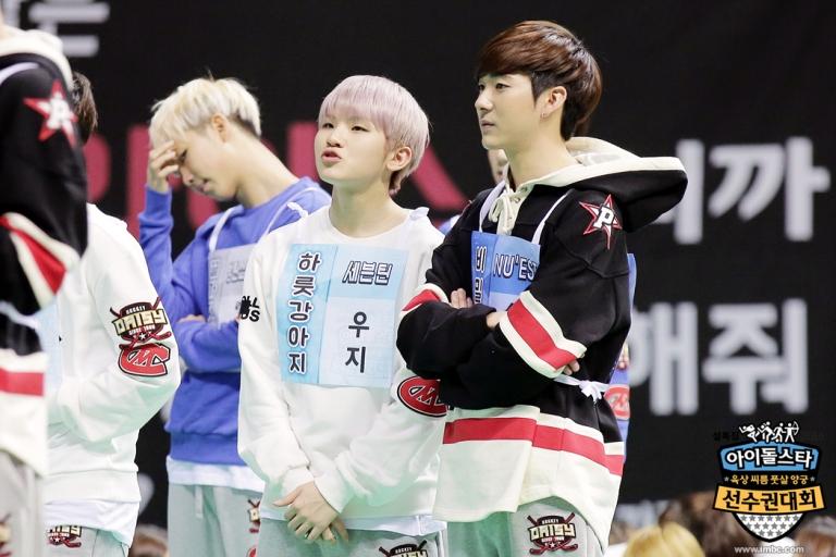 [OFFICIAL] Seventeen at MBC ISAC 2016 아이돌스타 선수권대회 #아육대 #세븐틴 #SEVENTEEN (7)