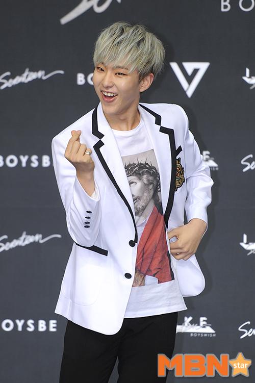 [PRESS] SEVENTEEN 'Like Seventeen - Boys Wish' Encore Concert Press Conference #세븐틴 #SEVENTEEN (1)
