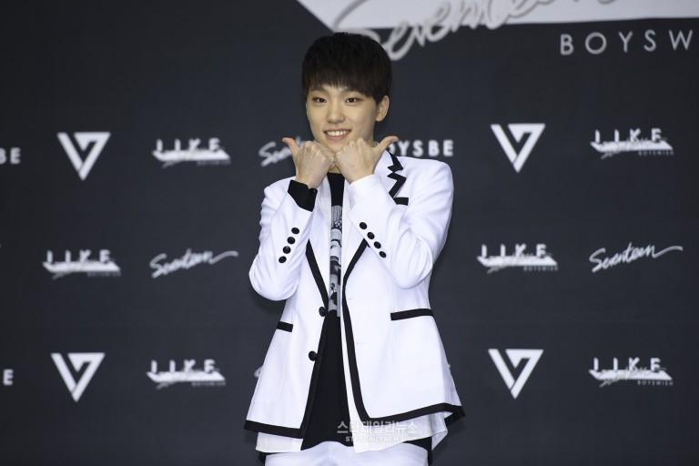 [PRESS] SEVENTEEN 'Like Seventeen - Boys Wish' Encore Concert Press Conference #세븐틴 #SEVENTEEN (19)