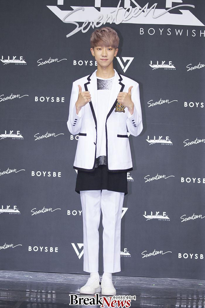 [PRESS] SEVENTEEN 'Like Seventeen - Boys Wish' Encore Concert Press Conference #세븐틴 #SEVENTEEN (50)