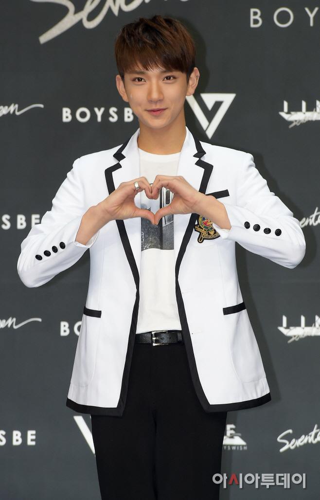 [PRESS] SEVENTEEN 'Like Seventeen - Boys Wish' Encore Concert Press Conference #세븐틴 #SEVENTEEN (68)