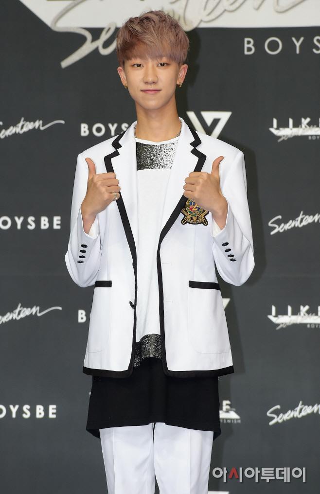 [PRESS] SEVENTEEN 'Like Seventeen - Boys Wish' Encore Concert Press Conference #세븐틴 #SEVENTEEN (72)