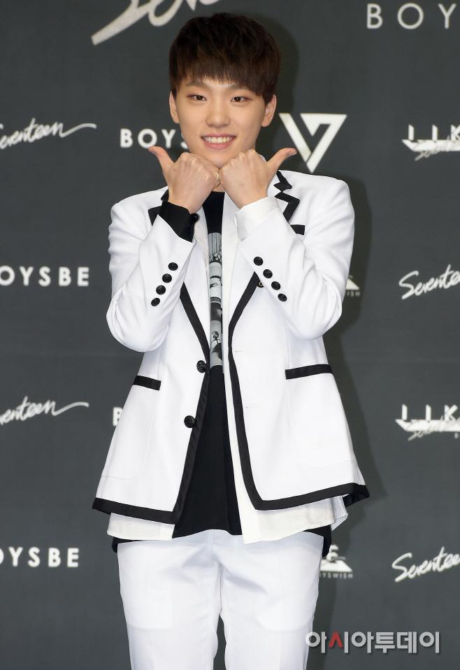 [PRESS] SEVENTEEN 'Like Seventeen - Boys Wish' Encore Concert Press Conference #세븐틴 #SEVENTEEN (75)