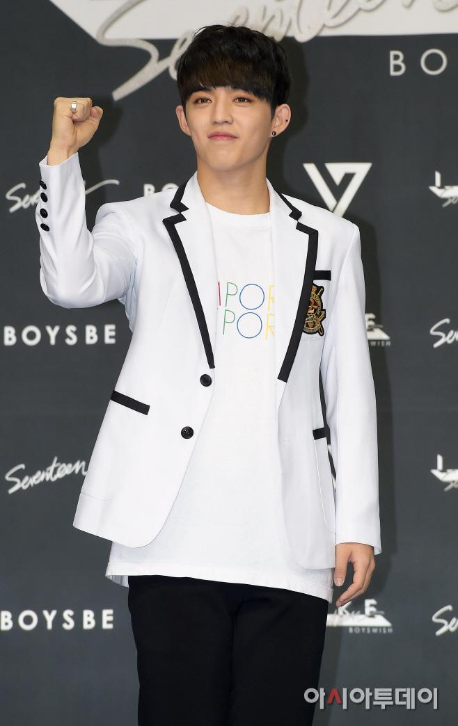 [PRESS] SEVENTEEN 'Like Seventeen - Boys Wish' Encore Concert Press Conference #세븐틴 #SEVENTEEN (77)