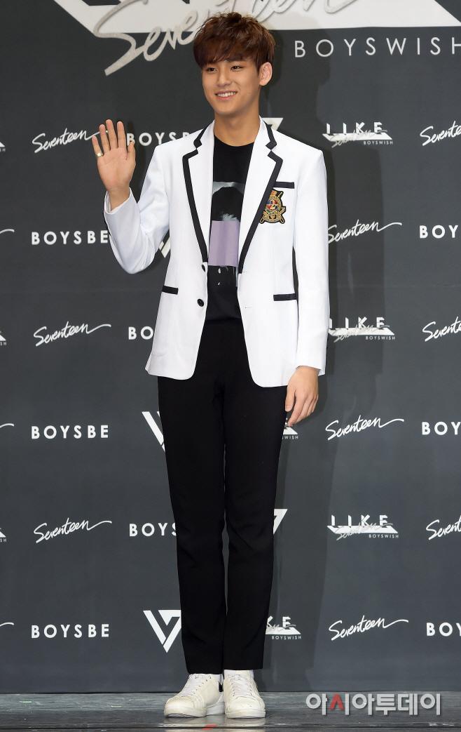 [PRESS] SEVENTEEN 'Like Seventeen - Boys Wish' Encore Concert Press Conference #세븐틴 #SEVENTEEN (80)