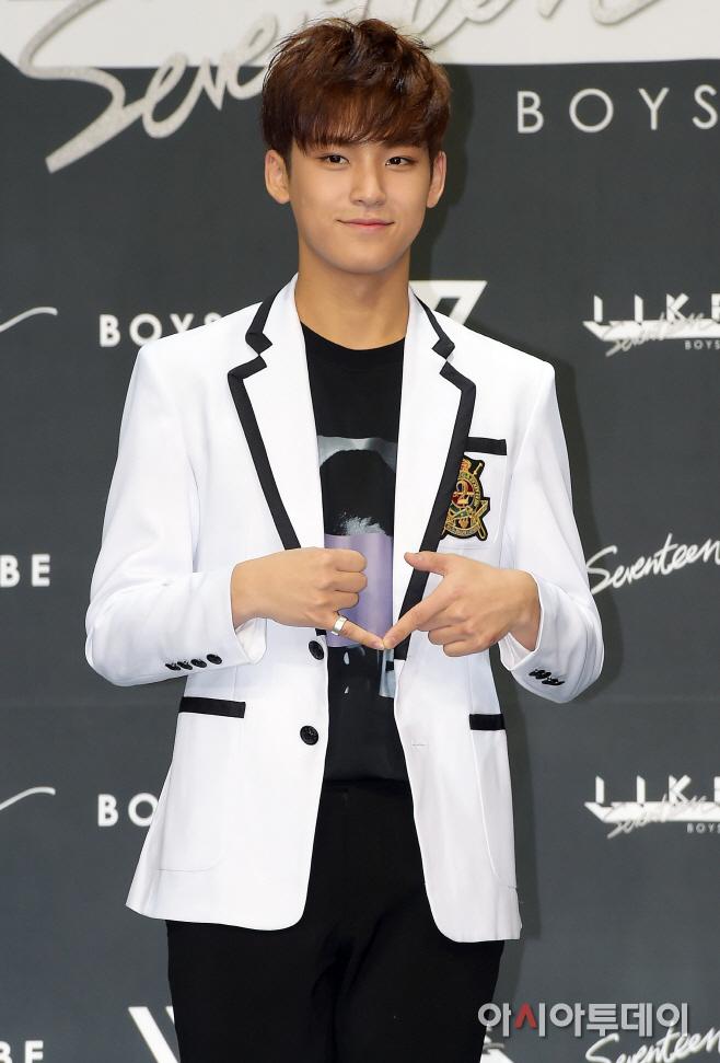 [PRESS] SEVENTEEN 'Like Seventeen - Boys Wish' Encore Concert Press Conference #세븐틴 #SEVENTEEN (85)