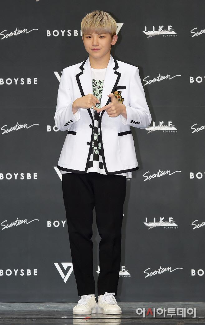 [PRESS] SEVENTEEN 'Like Seventeen - Boys Wish' Encore Concert Press Conference #세븐틴 #SEVENTEEN (87)