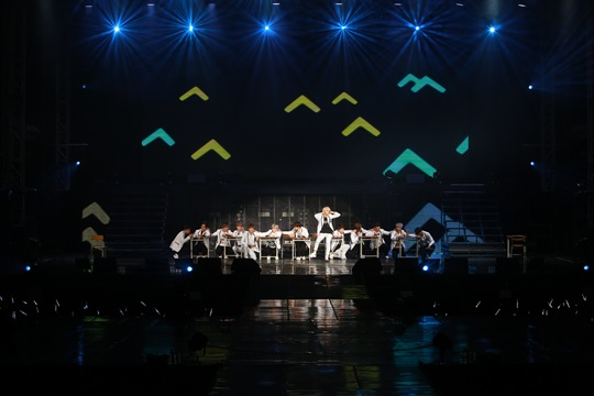 [PRESS] SEVENTEEN 'Like Seventeen - Boys Wish' Encore Concert Stage #세븐틴 #SEVENTEEN (29)