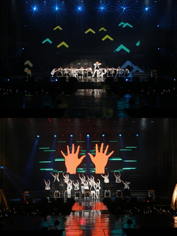 [PRESS] SEVENTEEN 'Like Seventeen - Boys Wish' Encore Concert Stage #세븐틴 #SEVENTEEN (52)