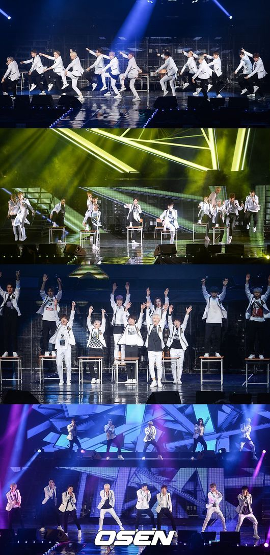 [PRESS] SEVENTEEN 'Like Seventeen - Boys Wish' Encore Concert Stage #세븐틴 #SEVENTEEN (63)