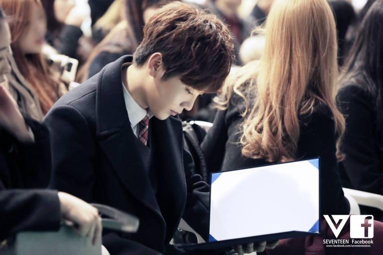 [SEVENTEEN SPECIAL PIC] #세븐틴 #도겸 #민규 #승관 고등학교 졸업을 축하합니다! (1)
