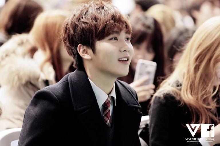 [SEVENTEEN SPECIAL PIC] #세븐틴 #도겸 #민규 #승관 고등학교 졸업을 축하합니다! (4)