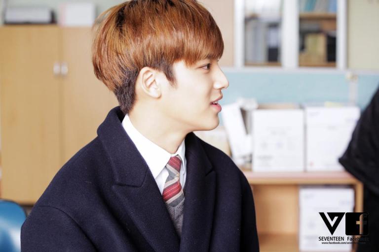[SEVENTEEN SPECIAL PIC] #세븐틴 #도겸 #민규 #승관 고등학교 졸업을 축하합니다! (7)