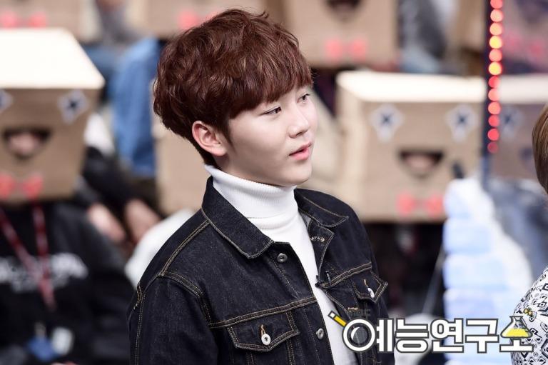 [OFFICIAL] 160311 MBC 예능연구소 Update #능력자들 #승관 #SEUNGKWAN 1