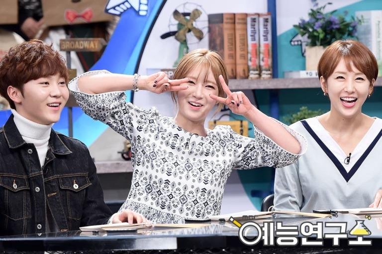 [OFFICIAL] 160311 MBC 예능연구소 Update #능력자들 #승관 #SEUNGKWAN 10