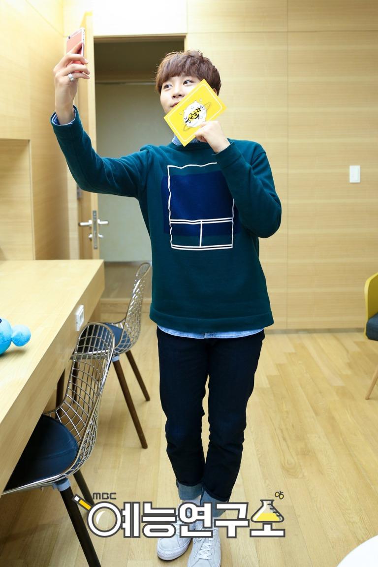 [OFFICIAL] 160311 MBC 예능연구소 Update #능력자들 #승관 #SEUNGKWAN 14