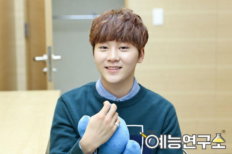 [OFFICIAL] 160311 MBC 예능연구소 Update #능력자들 #승관 #SEUNGKWAN 15