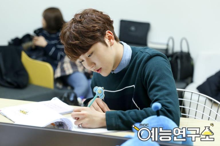 [OFFICIAL] 160311 MBC 예능연구소 Update #능력자들 #승관 #SEUNGKWAN 16