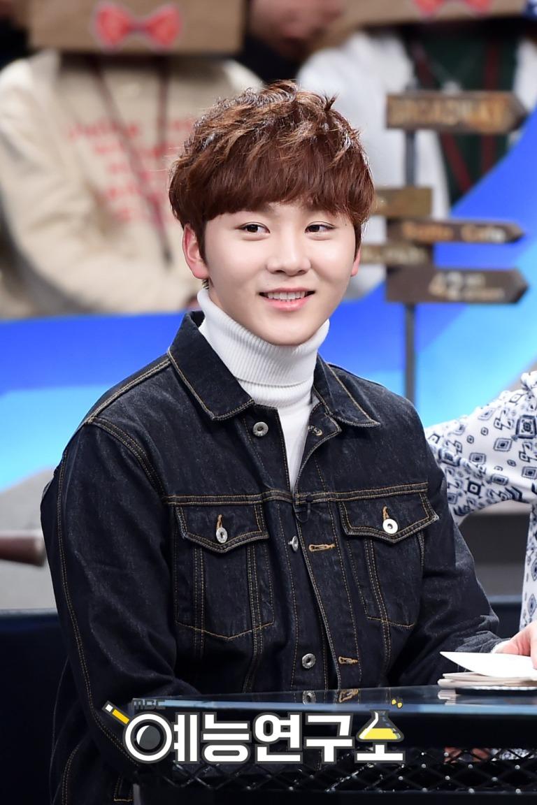 [OFFICIAL] 160311 MBC 예능연구소 Update #능력자들 #승관 #SEUNGKWAN 4