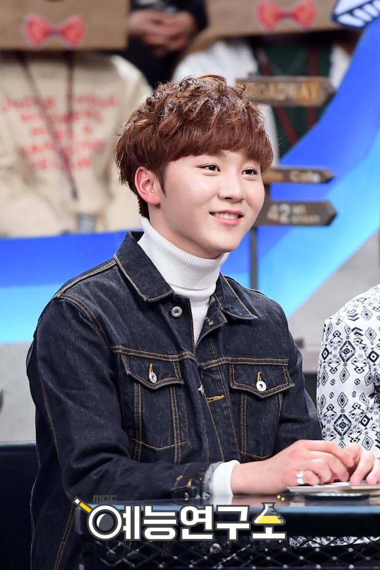 [OFFICIAL] 160311 MBC 예능연구소 Update #능력자들 #승관 #SEUNGKWAN 5