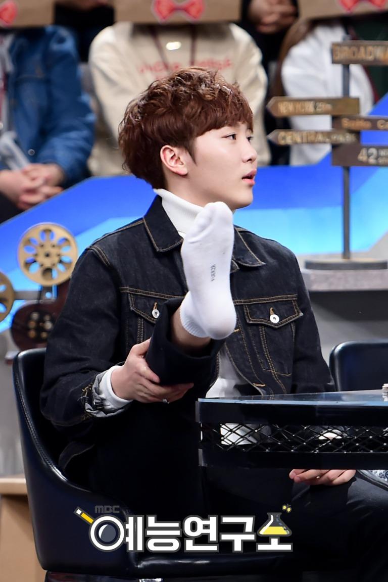 [OFFICIAL] 160311 MBC 예능연구소 Update #능력자들 #승관 #SEUNGKWAN 8