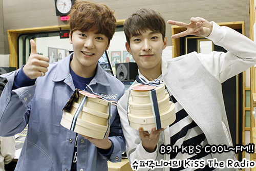 [OFFICIAL] 160317 KBS Sukira w Seventeen's DK and Seungkwan 5P #세븐틴 #도겸 #승관 5