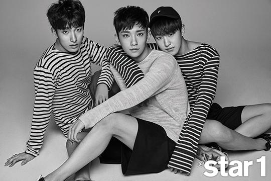 [OFFICIAL] 160426 SEVENTEEN for STAR1 Magazine #SEVENTEEN #세븐틴 4