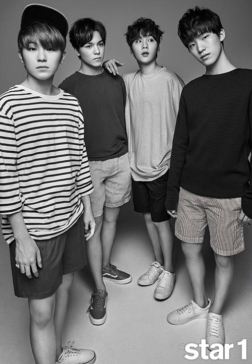 [OFFICIAL] 160426 SEVENTEEN for STAR1 Magazine #SEVENTEEN #세븐틴 7