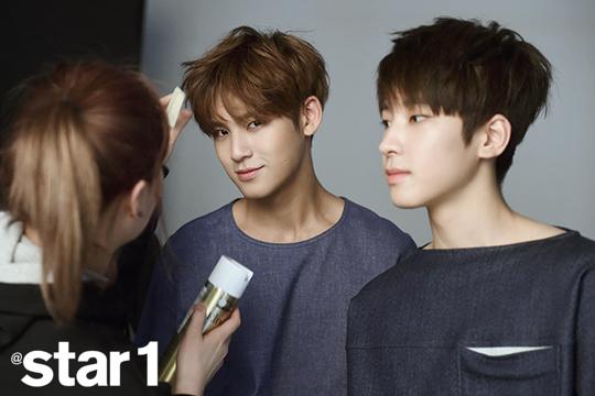 [OFFICIAL] 160426 SEVENTEEN for STAR1 Magazine #SEVENTEEN #세븐틴 8