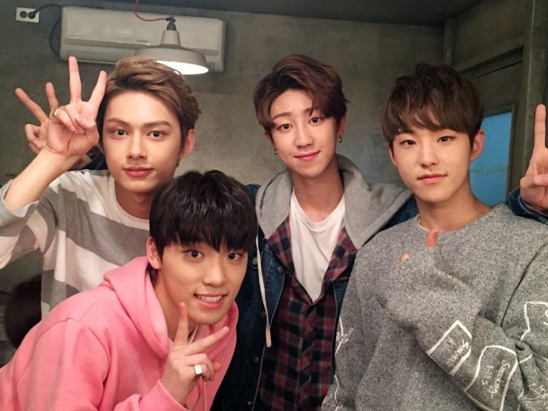 [OFFICIAL] 160427 Music Video Bank Twitter Update #세븐틴 #예쁘다 3