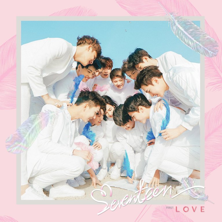 SEVENTEEN LYRICS LOVE&LETTER ALBUM