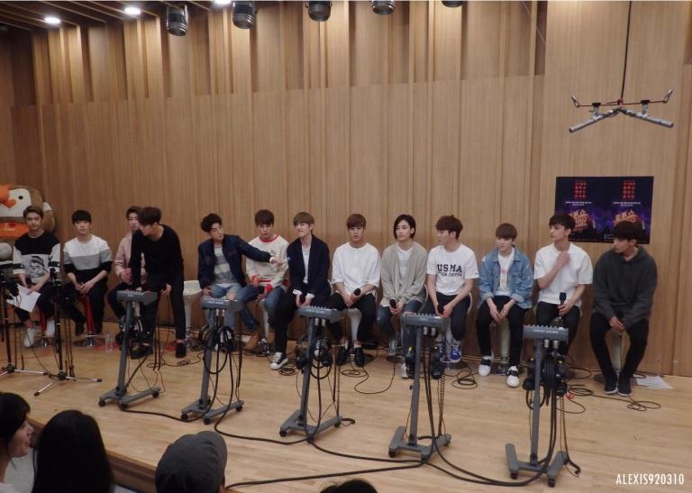 [OFFICIAL] 160502 SBS Cultwo Show Update 26P HD #SEVENTEEN #세븐틴 #예쁘다 #두시탈출컬투쇼 (1)
