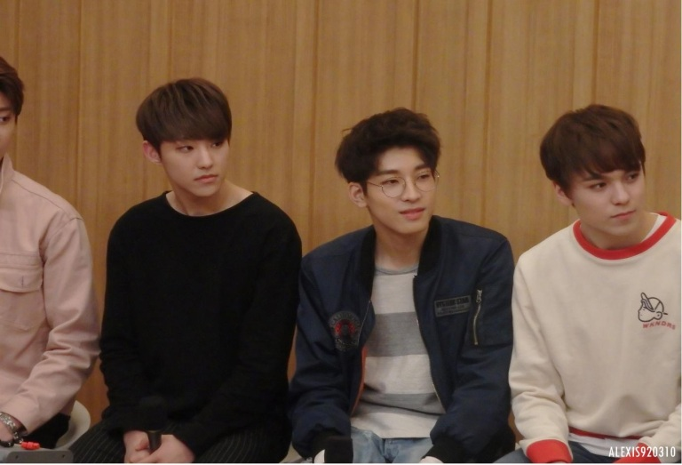 [OFFICIAL] 160502 SBS Cultwo Show Update 26P HD #SEVENTEEN #세븐틴 #예쁘다 #두시탈출컬투쇼 (18)